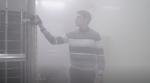 Для проверки работы оборудования имитируются экстремальные условия внешней среды