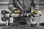 На стенде Viega посетители могли увидеть ряд новых продуктов и дополнений в области технологий для быстрого и безопасного пресс-соединения труб – это расширение линейки системы соединения толстостенных стальных труб Megapress S XL.